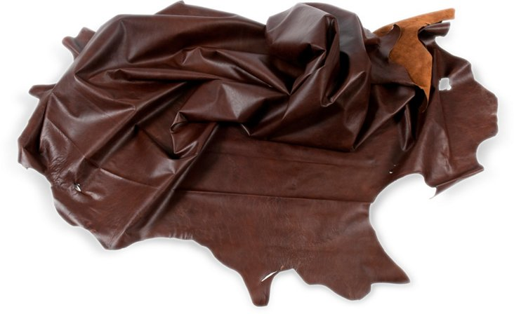 Leather Hide, Chocolate