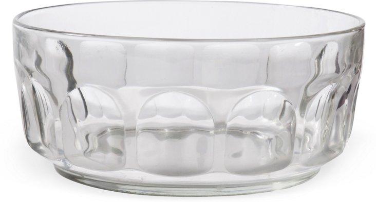 Cut-Glass Bowl