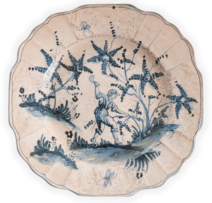 Ceramic Display Plate