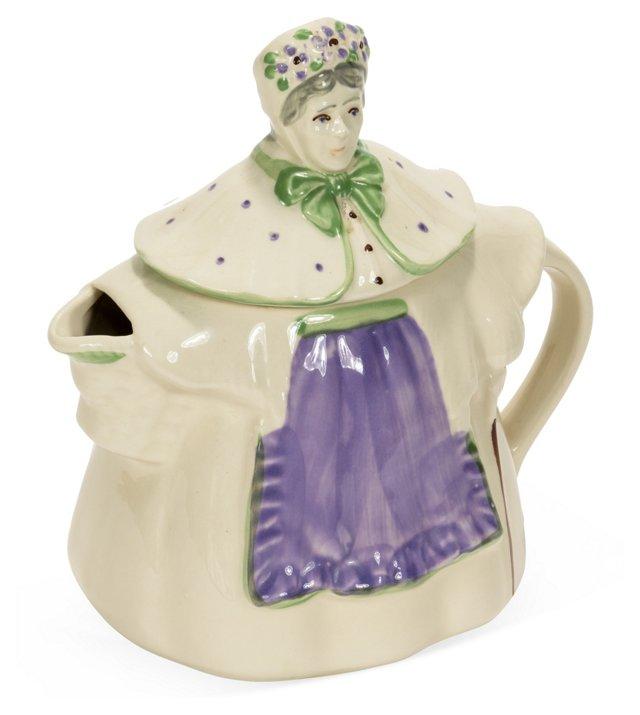 Grandmother Teapot