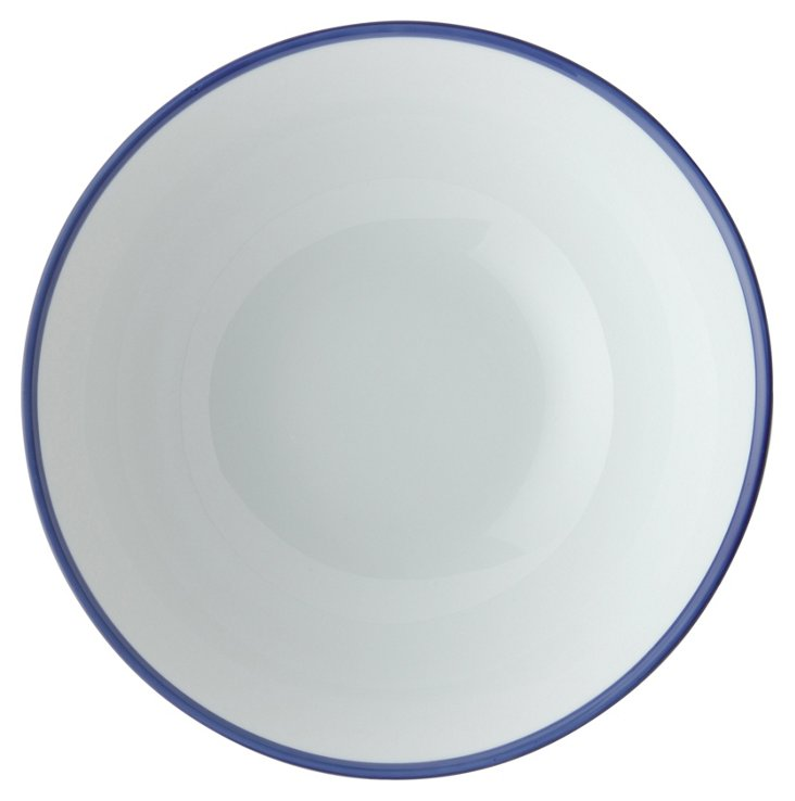 Fine Porcelain Vegetable Dish