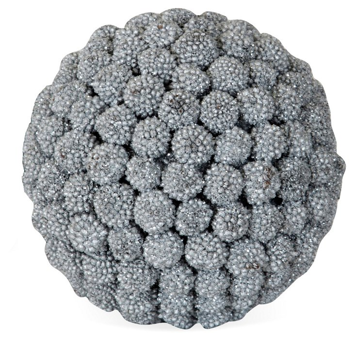 Silver Seeded Ball
