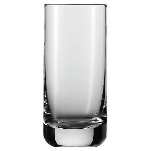 S/6 Tritan Convention Long Drink Glasses