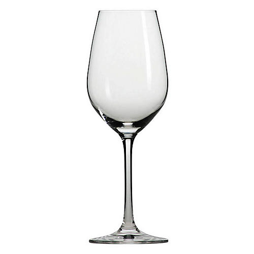S/6 Tritan Forte White-Wine Glasses