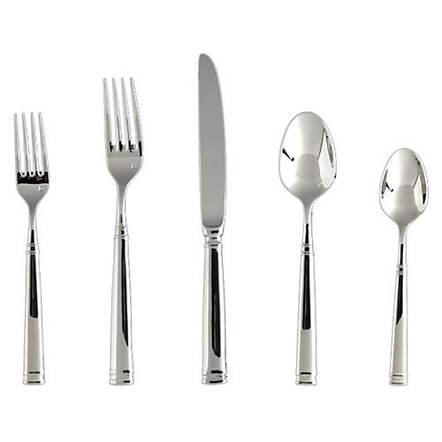 5-Pc Bistro Boxed Place Setting
