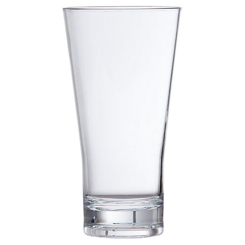 S/6 D&V Poolside Ice Beverage Glasses