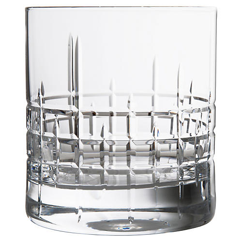 S/2 Distil Aberdeen Old Fashion Glasses