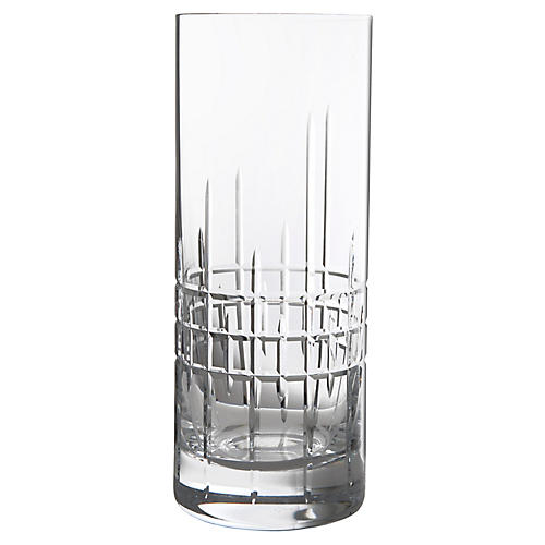 S/2 Distil Aberdeen Highball Glasses