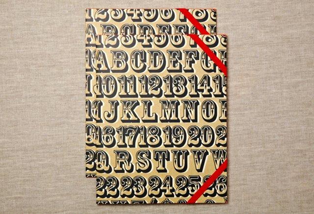 S/4 Luddite String Folios