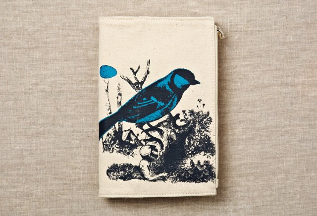 Ornithology Slipcover Journal