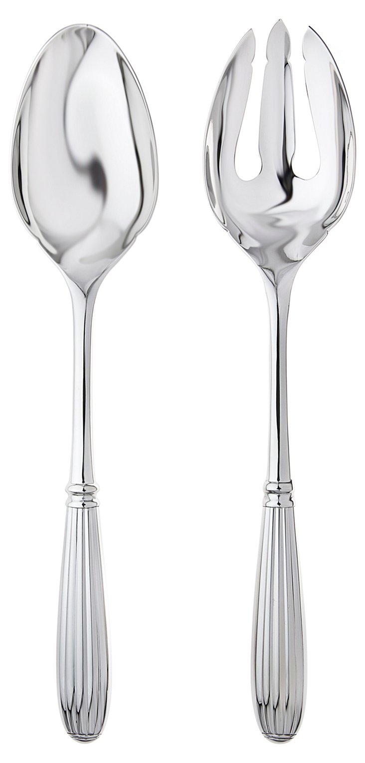 2-Pc Meridiani Salad Set