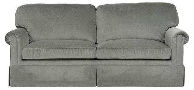 "Montreal 84"" Sofa, Gray"