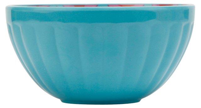 S/8 Melamine Bowls, Marrakech