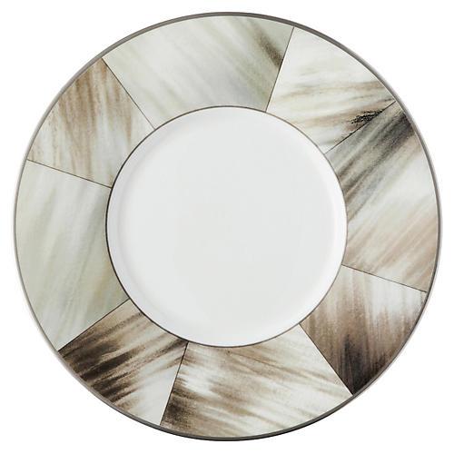 Gwyneth Saucer, Platinum Trim