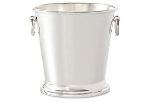 Durban Silver-Plate Ice Bucket