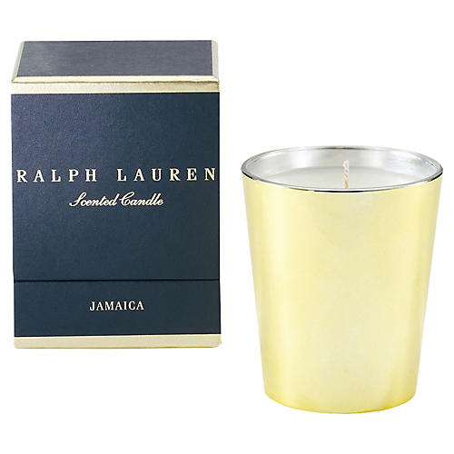 Jamaica Single-Wick Candle, Pink Grapefruit