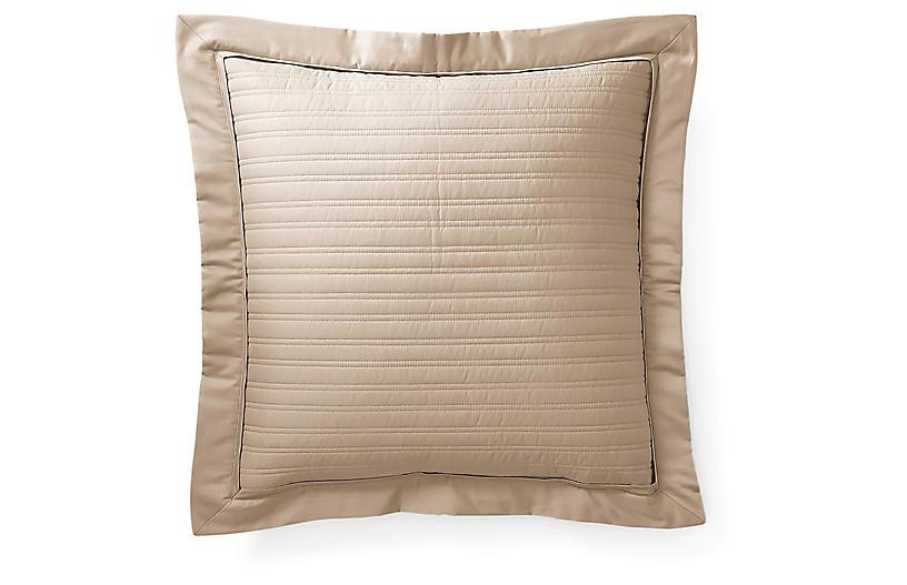 Reed Throw Pillow Cape Tan Ralph Lauren Home Brands One Kings Lane