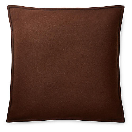 Warren Euro Sham, Brown