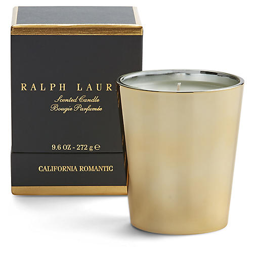 California Romantic Candle, Single-Wick