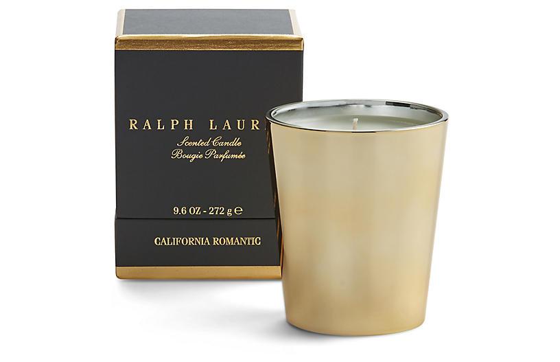 California Romantic Candle