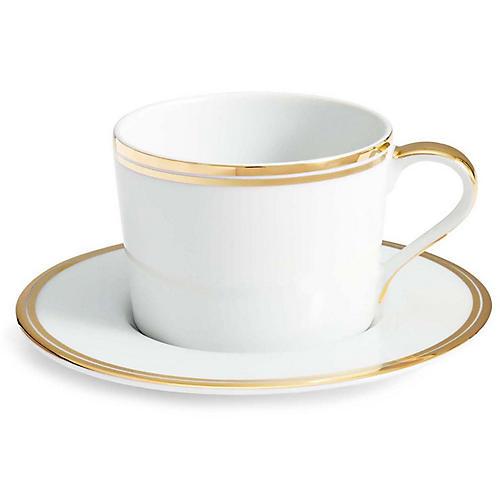 Wilshire Teacup & Saucer