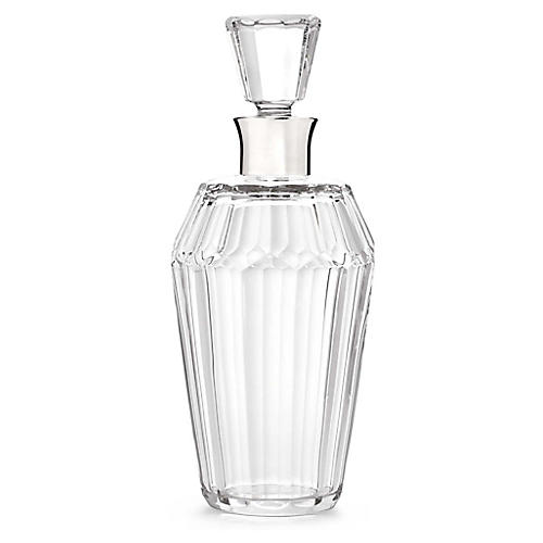Isabel Decanter, Clear/Silver