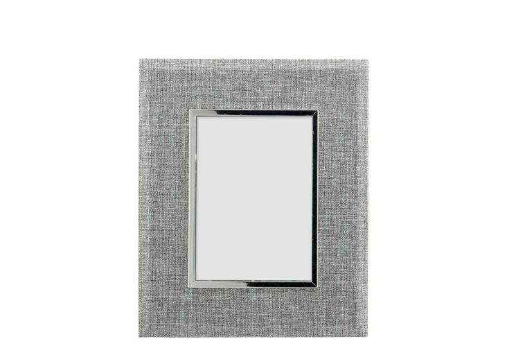 Ellis Frame, 5x7, Gray