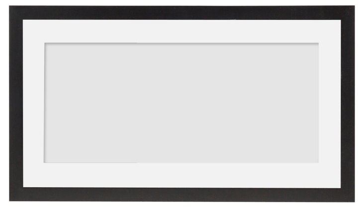 Panoramic Crosby Frame, 10x19, Black