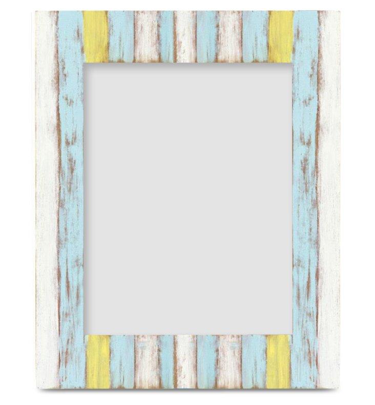 Shorelines Frame, 8x10, Multi