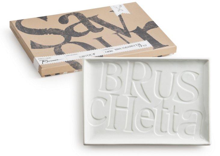 "Savour Platter, ""Bruschetta"""