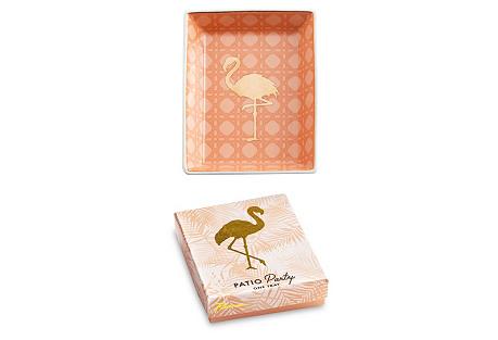 Flamingo Tray*