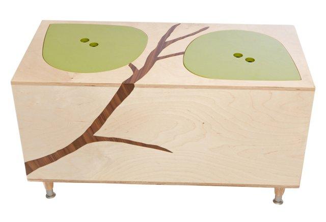 Owyn Toy Box, Green