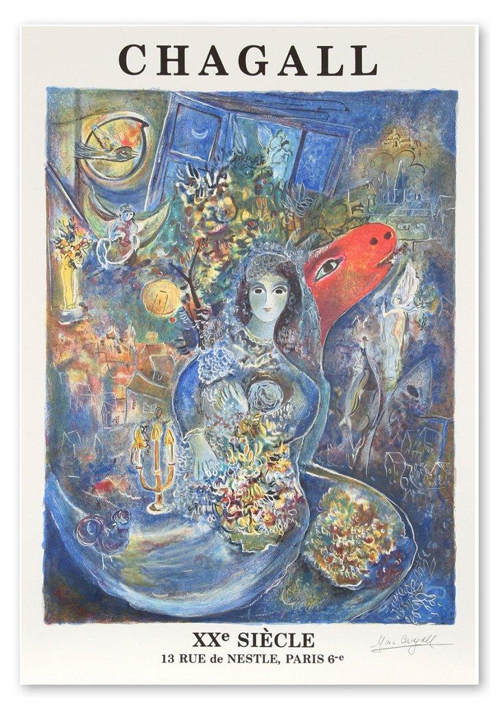 Marc Chagall, XX Siècle