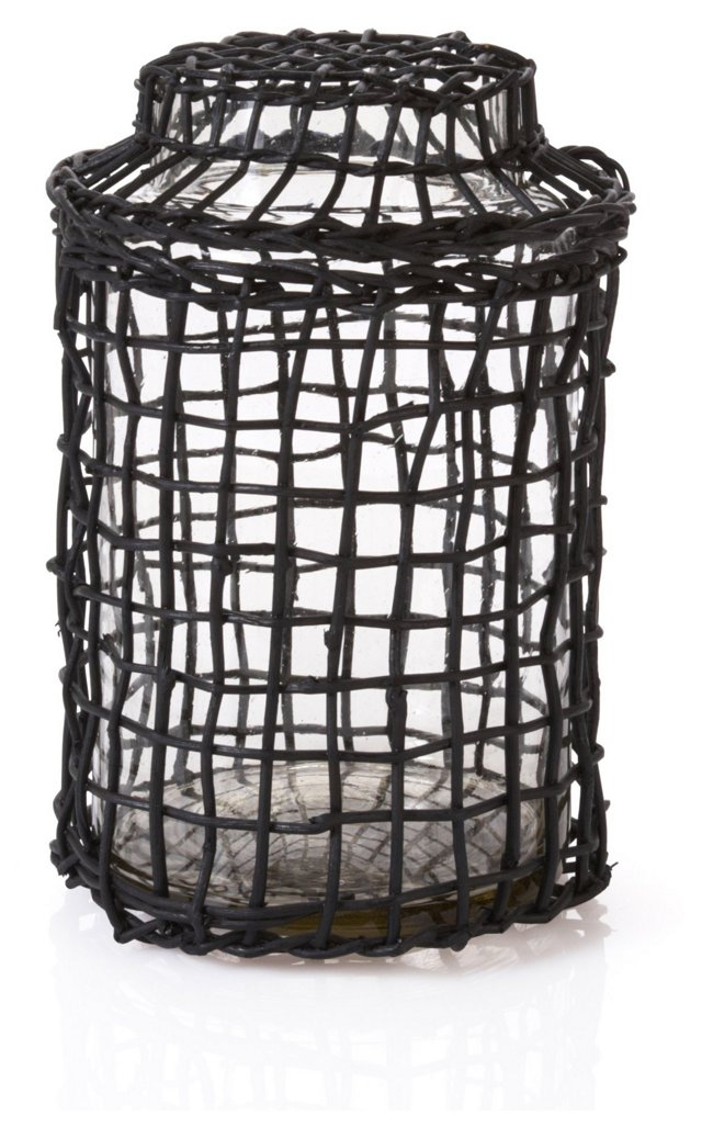 Olympia Terrarium Jar, Medium