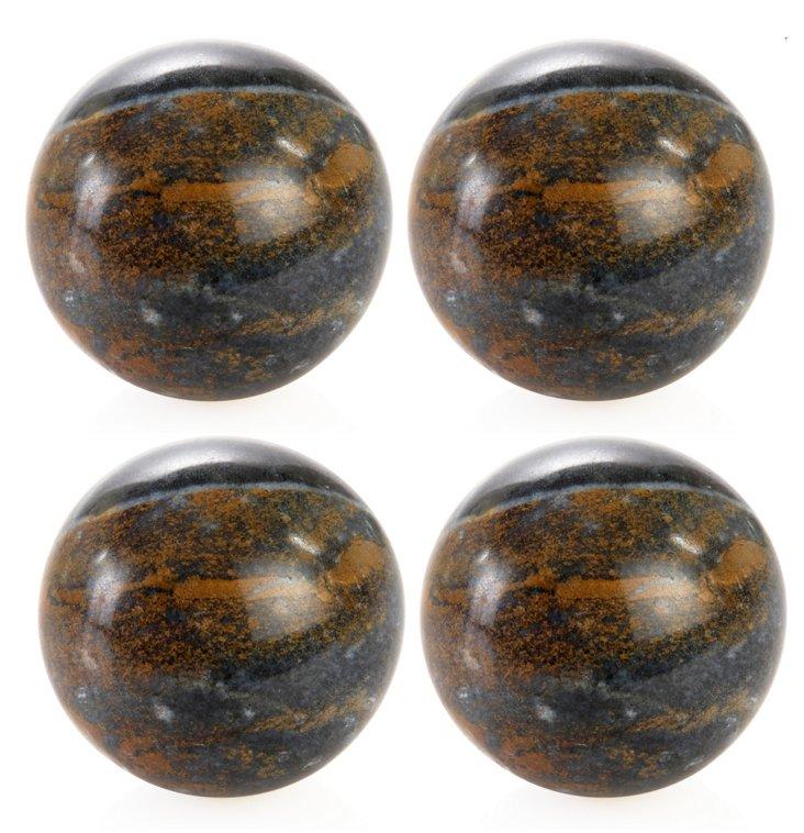 S/4 Marble Spheres