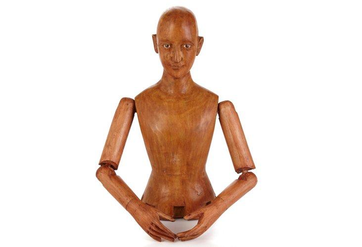 "16"" Bust Mannequin"