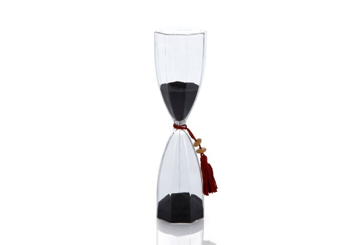 "8"" Octagon Hourglass"