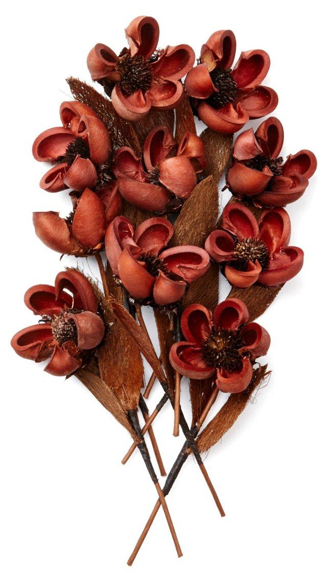 S/10 Beech Wood Blossoms