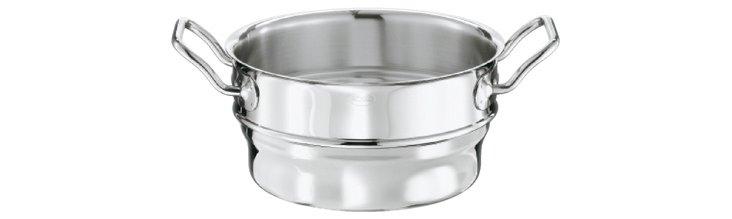 Teknika Deep Steamer, Silver