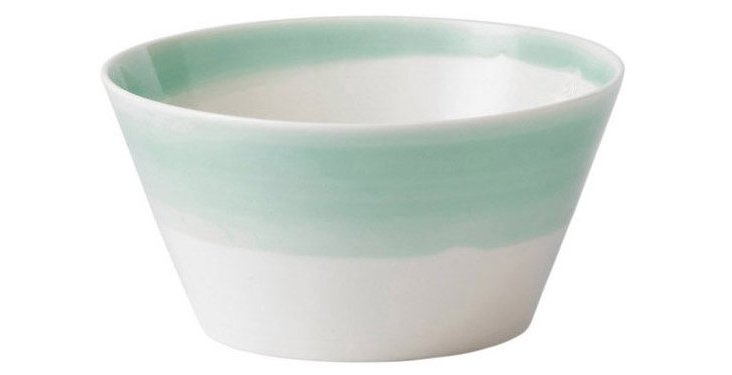 S/4 Cereal Bowls, Green