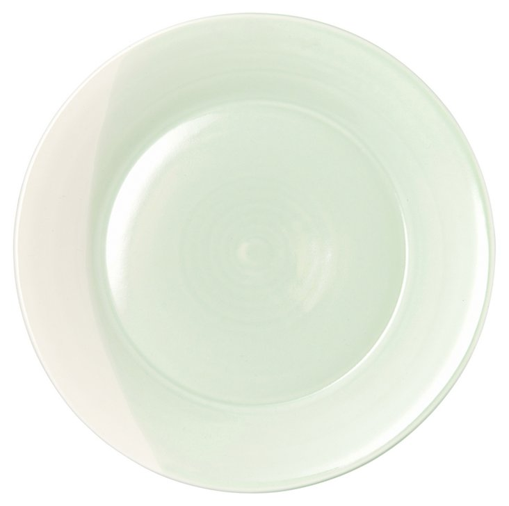 S/4 Salad Plates, Green