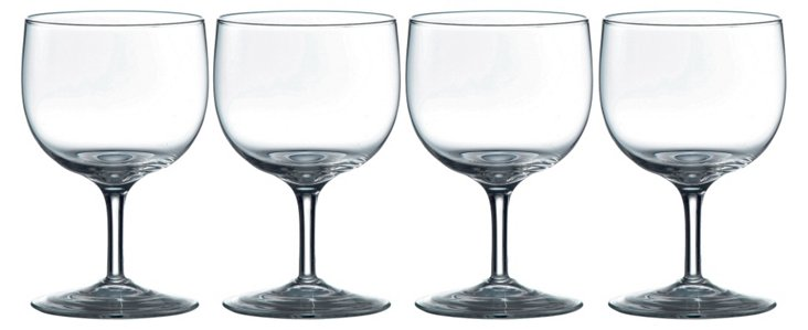 S/4 Mode Wineglasses