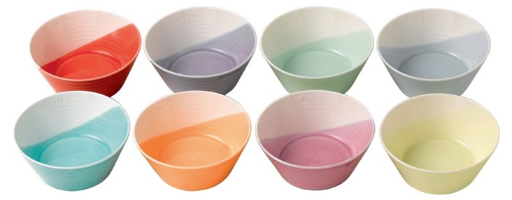 S/8 Tapas Bowls