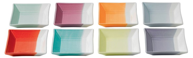 S/8 Square Dishes