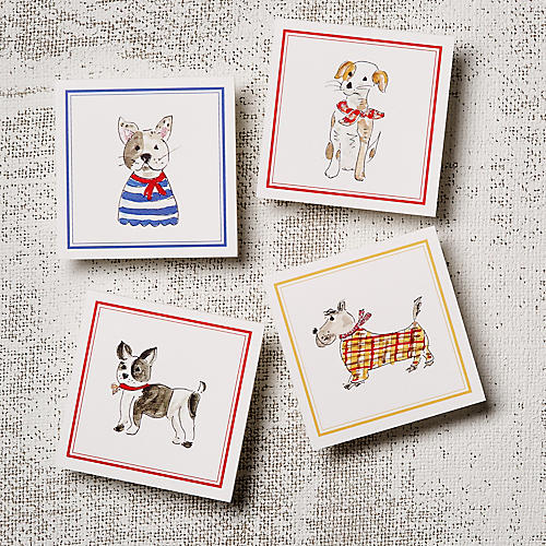 Asst. of 12 Dogs Note Cards