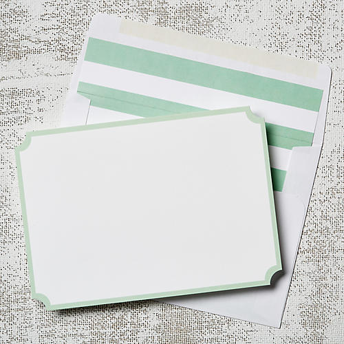S/8 Cabana Note Cards