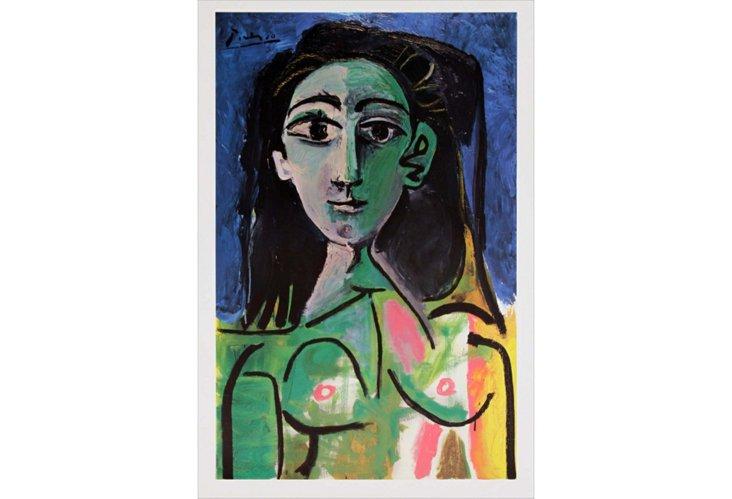 Buste de Femme (Jacqueline)