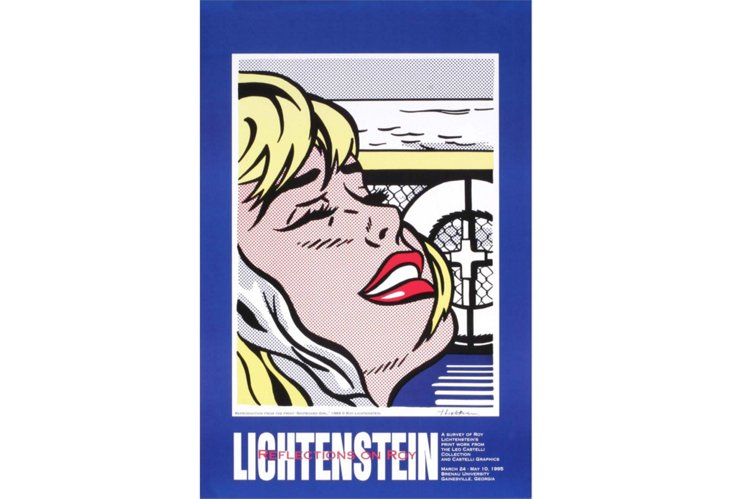 Roy Lichtenstein, Shipboard Girl