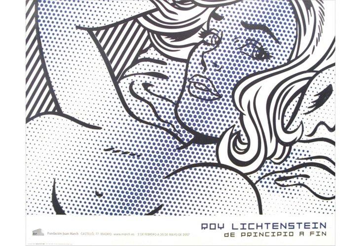 Roy Lichtenstein, Seductive Girl