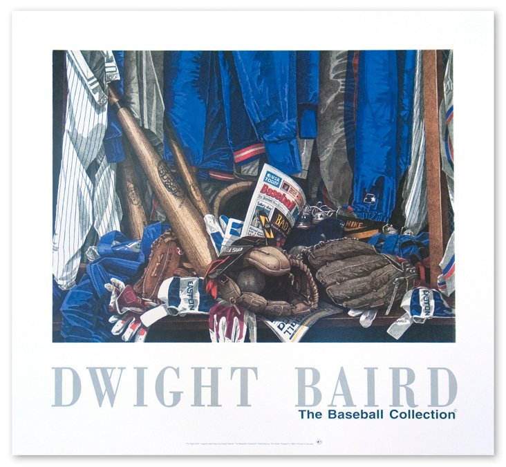 Dwight Baird, The Right Stuff